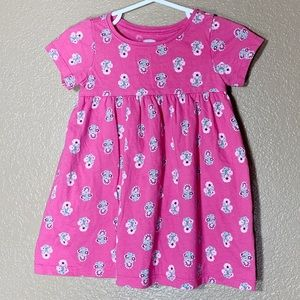 Old Navy baby girl fit and flare jersey dress